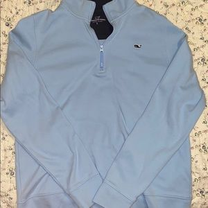 Boys Light blue Vineyard vines shirt size L(16)